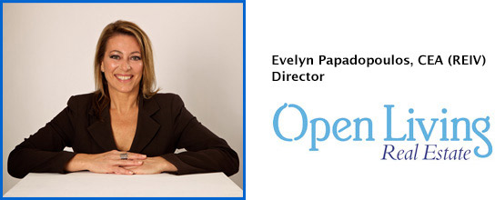 Evelyn Papadopoulos - Director of Open Living